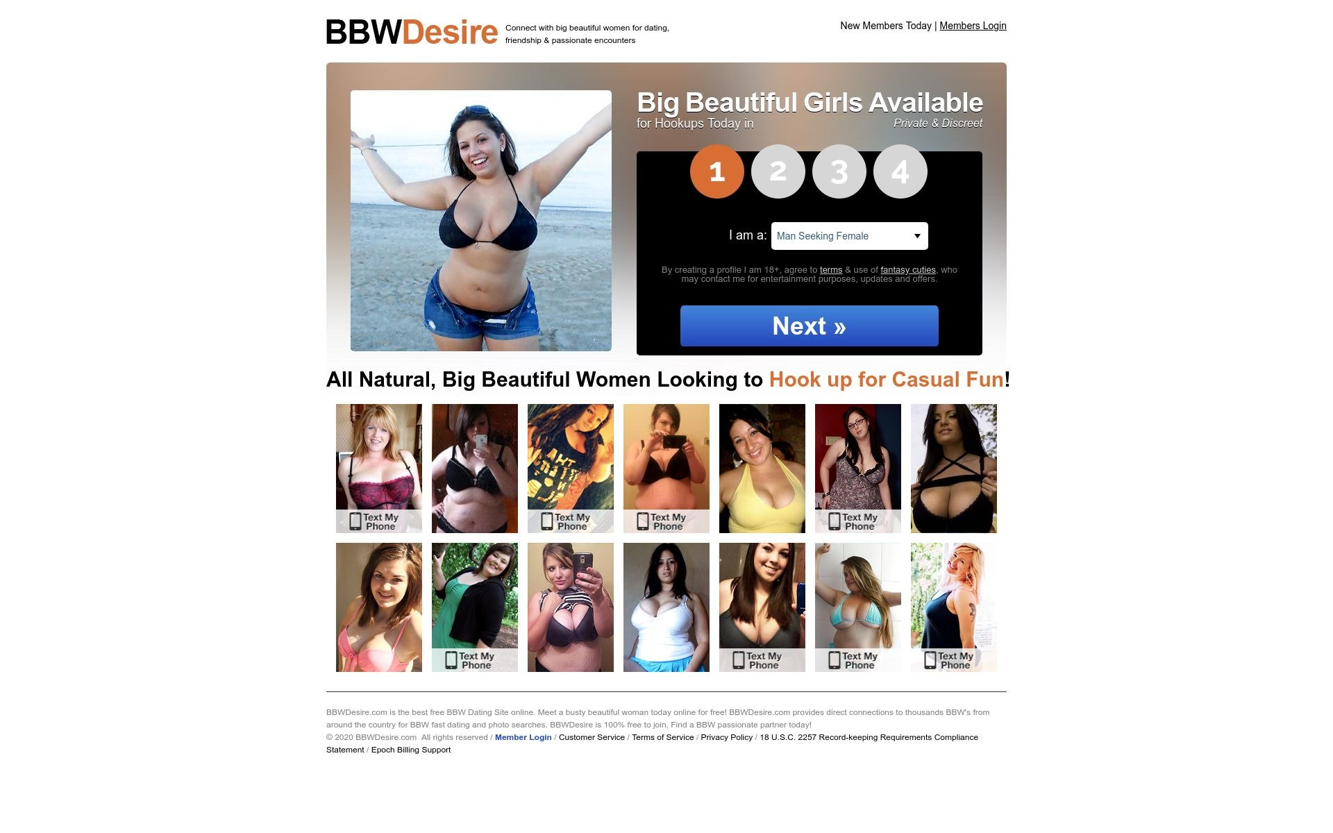 Bbwdesire Dating